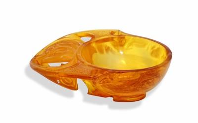 """Brasiunas I.V., Russia Small glass """"Celtic"""", 2003"""