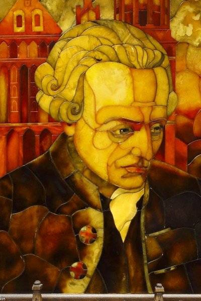 Zhuravlyov A.A., Russia Portrait of Immanuel Kant, 2005