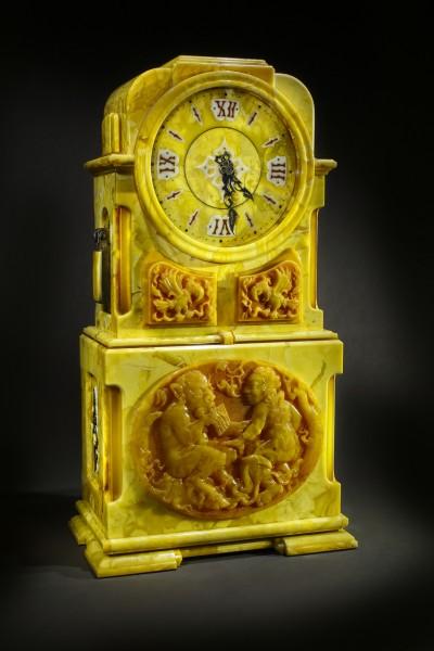 "Losets G.F., Russia Clock ""A Forest Legend"", 2007"