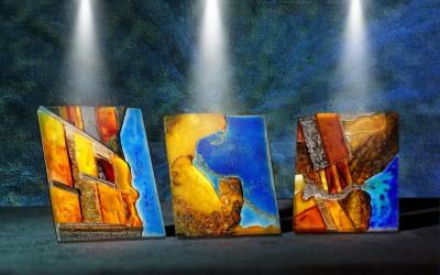 Броши. 2013 Автор Маркус Фрюауф. Мирано, Италия