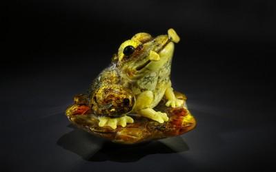 Воробьев М.Н., Россия Скульптура «Царевна лягушка», 2014