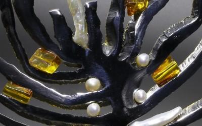 Сувенир «Древо желаний». 2009 Автор Кароль Теруз-Кревкёр. Париж, Франция